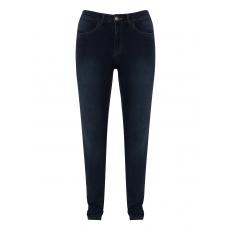 Slim Fit Jeans mit dezenter Waschung