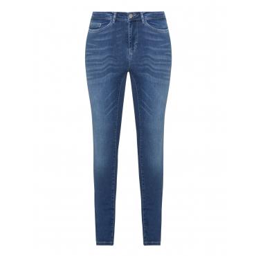 Slim Fit Jeans mit Shape-Effekt