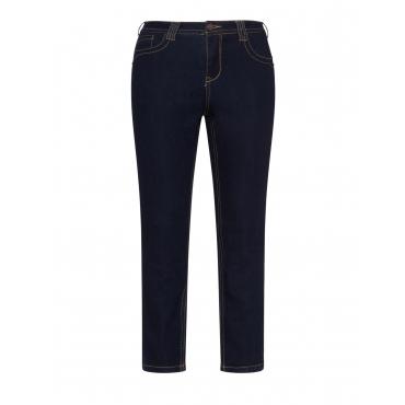 Straight Cut Jeans in 7/8-Länge