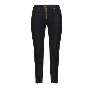 Taillenhohe Jeans Amy