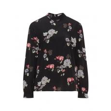 Tunika mit floralem Allover-Print