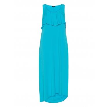 Volant-Sommerkleid aus Jersey