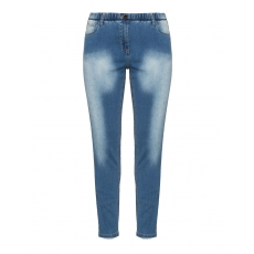 Wash-Out Slim Fit Jeans
