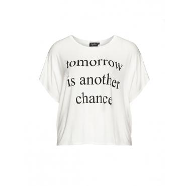 Weites Statement-Shirt