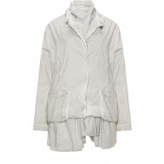 Zweiteilige Jacke mit Baumwollweste