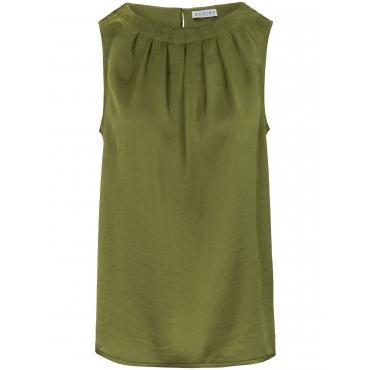 Ärmelloses Blusen-Shirt portray berlin grün