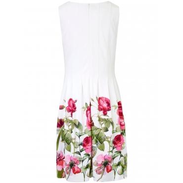 Ärmelloses Jersey-Kleid Uta Raasch mehrfarbig
