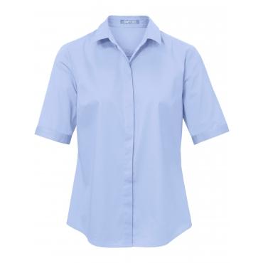 Bluse 1/2-Arm DAY.LIKE blau