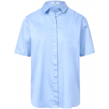 Bluse 1/2-Arm Peter Hahn blau