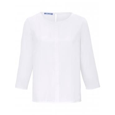 Blusen-Shirt 3/4 Arm DAY.LIKE weiss