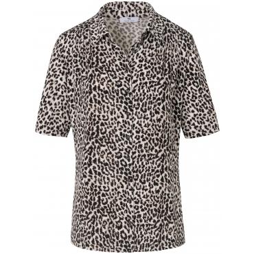 Jersey-Bluse 1/2-Arm Peter Hahn mehrfarbig