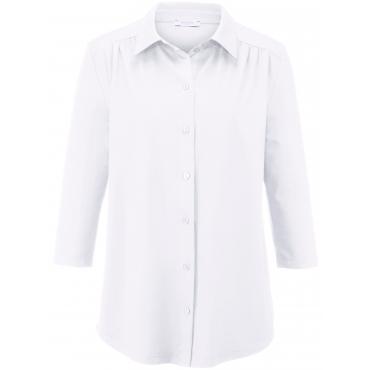 Jersey-Bluse 3/4-Arm Efixelle beige