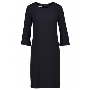Jersey-Kleid 3/4-Arm Gerry Weber blau