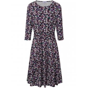 Jersey-Kleid 3/4-Arm mayfair by Peter Hahn mehrfarbig