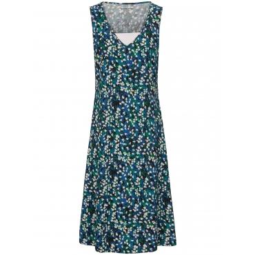 Jersey-Kleid Green Cotton blau