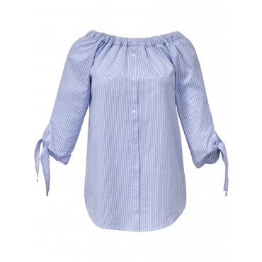 Streifen-Bluse 3/4-Arm Emilia Lay mehrfarbig