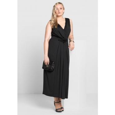 Abendkleid, schwarz, Gr.40-58