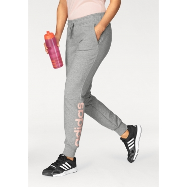 adidas Performance Jogginghose »ESSENTIALS LINEAR PANT«, hellgrau, Gr.L-XXL