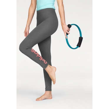 adidas Performance Leggings »ESSENTIALS LINEAR TIGHT«, grau, Gr.L-XXL