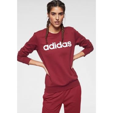 Sweatshirt, dunkelrot, Gr.L-XXL
