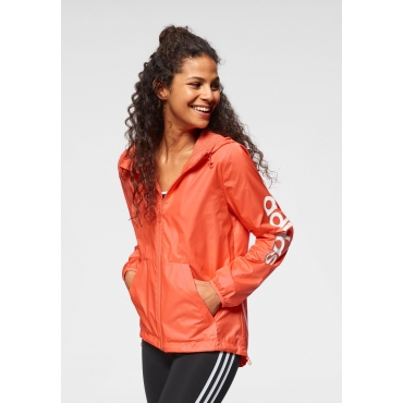Windbreaker, orange, Gr.L-XXL
