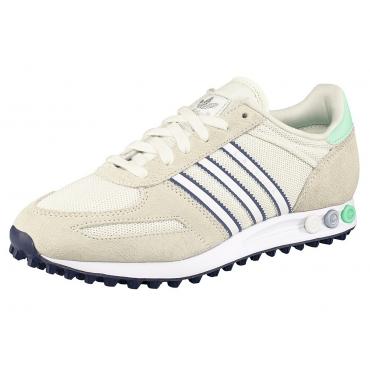 Große Größen: adidas Originals LA Trainer W Sneaker, Offwhite, Gr.36-42