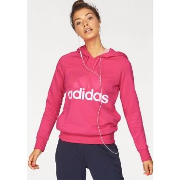 adidas Performance Kapuzensweatshirt »ESSENTIAL LINE OH HOODY«, pink, Gr.L-XXL