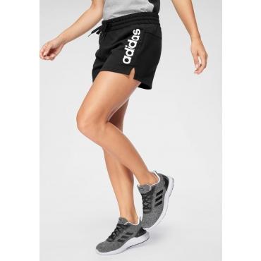 Große Größen: adidas Shorts »LINEAR SHORT«, schwarz, Gr.L-XXL