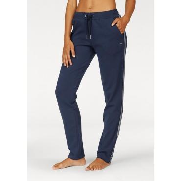 Große Größen: Homewearhose, dunkelblau, Gr.40/42-56/58