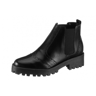 Große Größen: Chelsea Boots, Esprit, schwarz, Gr.37-41