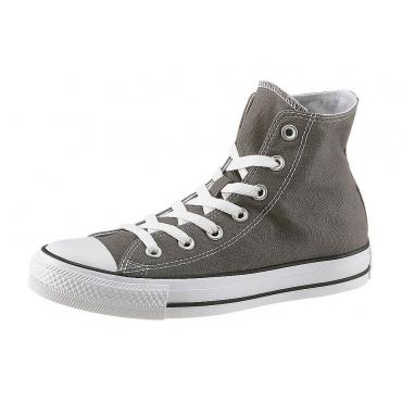 Große Größen: Converse All Star Hi Sneaker, Grau, Gr.36-45