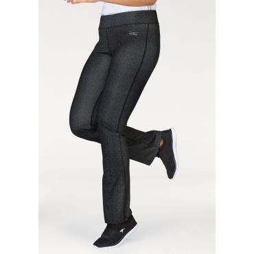 Große Größen: Jazzpants, schwarz (lang), Gr.80-116