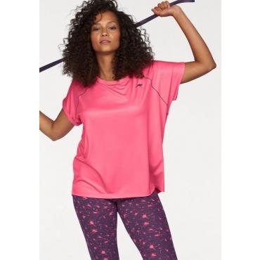 Große Größen: KangaROOS Funktionsshirt, rosa, Gr.40/42-56/58