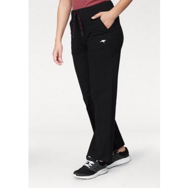 Große Größen: KangaROOS Jazzpants, schwarz, Gr.44-58
