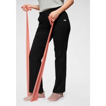 adidas Performance D2M 3S LONGTIGH Schwarz Kleidung Leggings
