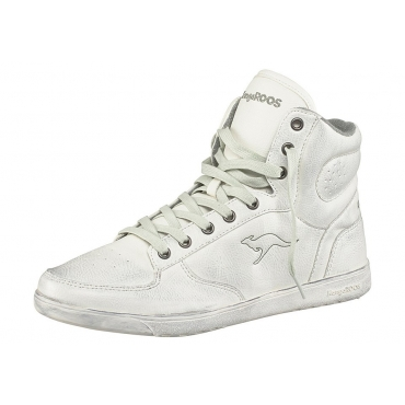 Große Größen: Kangaroos Sneaker, Weiß, Gr.36-42