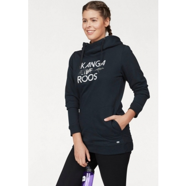 Große Größen: KangaROOS Sweatshirt, marine, Gr.44/46-56/58