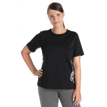KangaROOS T-Shirt, schwarz, Gr.40/42-56/58