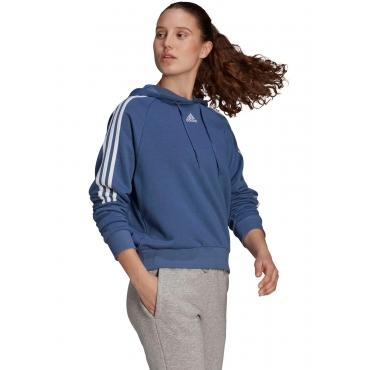 Kapuzensweatshirt, blau, Gr.L-XXL