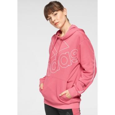 Kapuzensweatshirt, rosa, Gr.L-XXL