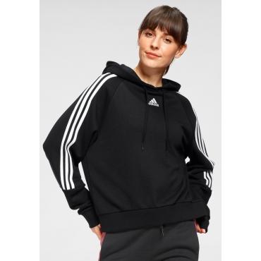 Kapuzensweatshirt, schwarz, Gr.L-XXL