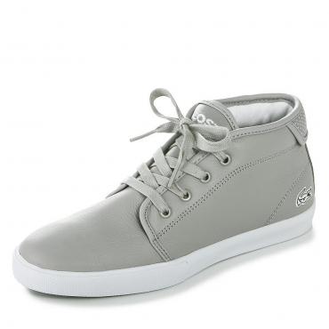 Große Größen: Lacoste Sneaker, hellgrau, Gr.40-40