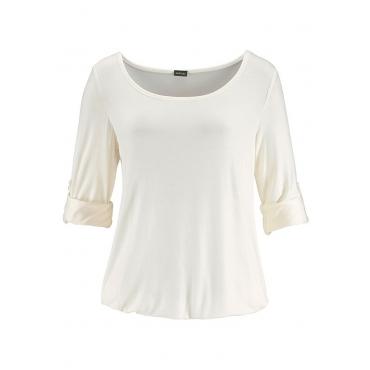 Große Größen: LASCANA Shirt, creme, Gr.32/34-44/46