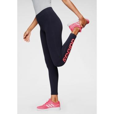 Leggings, marine-pink, Gr.L-XXL