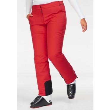 Große Größen: Maier Sports Skihose, rot, Gr.44-58