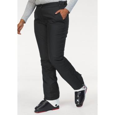 Große Größen: Maier Sports Skihose, schwarz, Gr.44-58