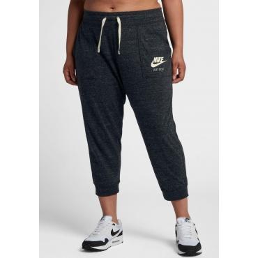 Nike Sportswear 3/4-Hose »WOMEN NIKE SPORTSWEAR GYM VINTAGE CAPRI PLUS SIZE«, anthrazit, Gr.XL-XXXL