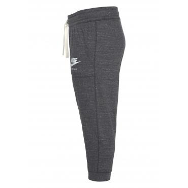 Nike Sportswear 3/4-Hose »WOMEN NIKE SPORTSWEAR GYM VINTAGE CAPRI PLUS SIZE«, anthrazit meliert, Gr.XL-XXXL