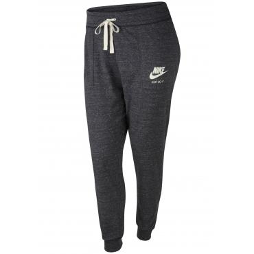 Große Größen: Nike Sportswear Jogginghose »W NSW GYM VNTG PANT EXT 2«, anthrazit, Gr.XL-XXXL