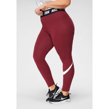Leggings, dunkelrot, Gr.XL-XXXL